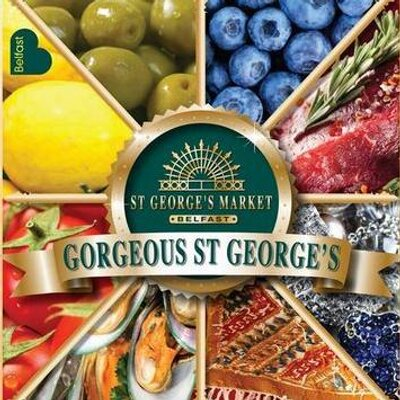 St George's Market Profile Picture / Logo